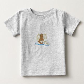 Himmel överförd pojke tee shirts