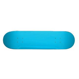 Himmelblått Skateboard Bräda 20,5 Cm