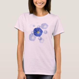 Himmelsk T-tröja för blåttmorgonhärlighet T Shirt