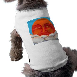 Himmelsk tanktop för hund #1 husdjurströja