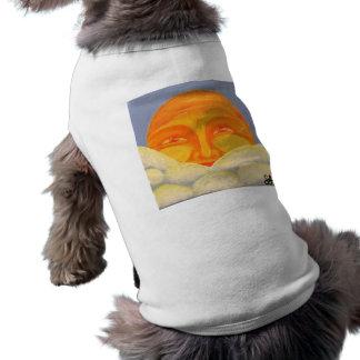 Himmelsk tanktop för hund #2 hundtröja