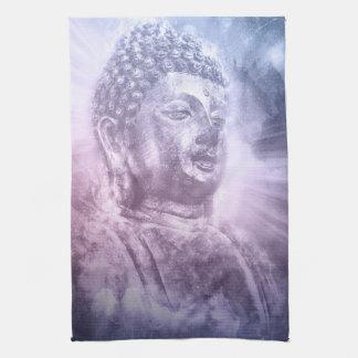 Himmelska Buddha Kökshandduk