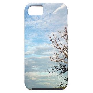 Himmlar och natur iPhone 5 skydd