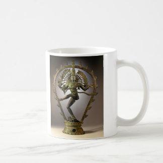 Hinduisk gudomShiva Tamil jagaretransformatorn Kaffemugg