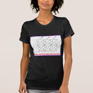 Hinduisk multiplikation, hinduiskt galler, sikt t-shirts