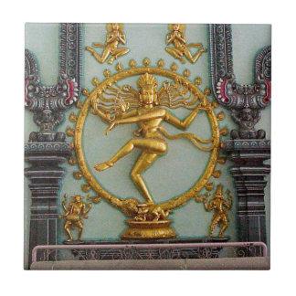 Hinduiska gudar, Shiva Kakelplatta