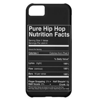 Hip hop iPhone 5C fodral