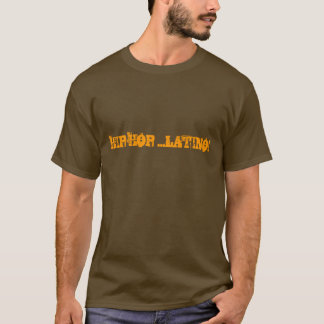 HIP HOP… LATINO! T SHIRT