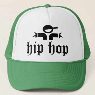 Hip hop rappar hatten truckerkeps