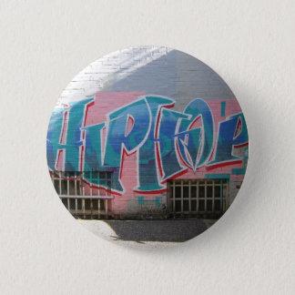 Hip hop standard knapp rund 5.7 cm