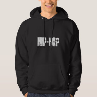 Hip hop tröja med luva