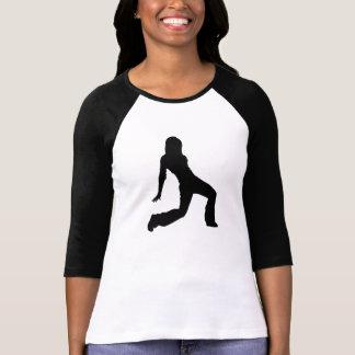 Hip hopdansareSilhouette T-shirts