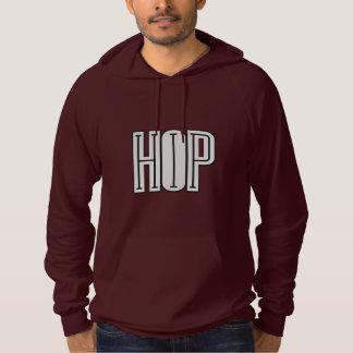 Hip hopHoodie Sweatshirt Med Luva