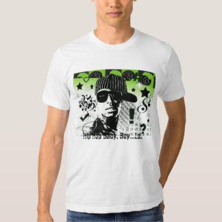 Hip hoppojke t shirt