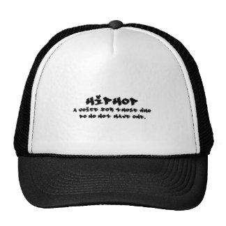 HipHop hatt Keps