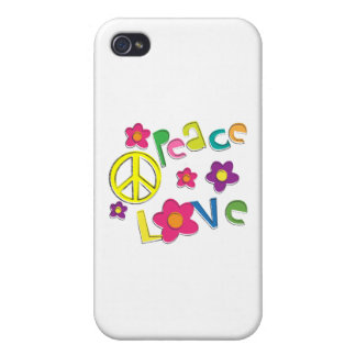 hippie iPhone 4 cover