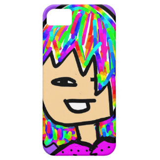 hippieflickasamling iPhone 5 Case-Mate fodral