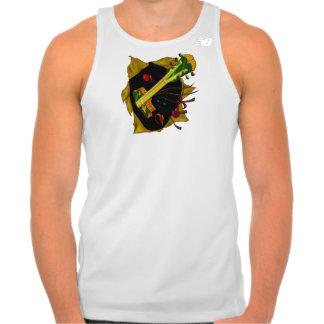 hippiegitarr t-shirt