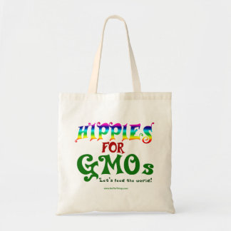 Hippies för GMOs-budgettoto hänger lös Tygkasse