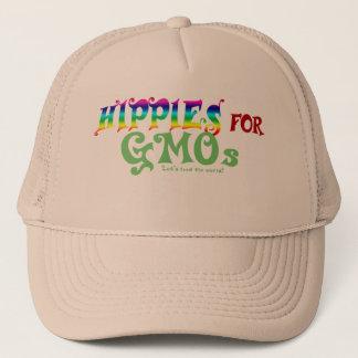 Hippies för GMOs-hatt Keps