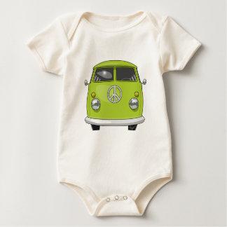 Hippieskåpbil 1960 bodies för bebisar