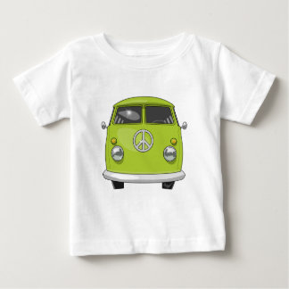 Hippieskåpbil 1960 t-shirt
