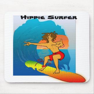 Hippiesurfare Mousepad Musmatta