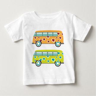 Hippy skåpbil tröjor
