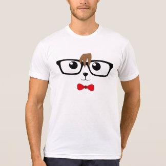 Hipster Bear Tee Shirts