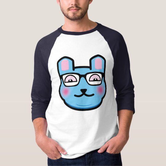 Hipster Cat Tee Shirts
