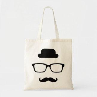 Hipster Guy bag Tygkasse