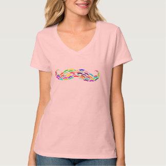 Hipster Stache Tee Shirts