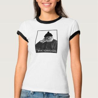 Hipster Victor Hugo T Shirts