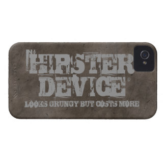 Hipsterapparaten, Grungy Looks men kostar mer Case-Mate iPhone 4 Fodraler