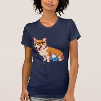 HipsterCorgiT-tröja (utan text) T Shirt