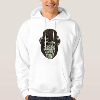Hipstergorilla Sweatshirt Med Luva
