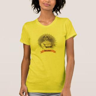 HipsterJane Austen suppleant T-shirts