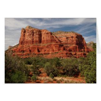 Hisnande - Sedona, Arizona Hälsningskort