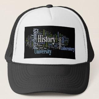 Historia & psykologi Wordscramble Truckerkeps