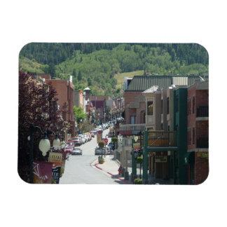 Historisk huvudsaklig gata - Park City Magnet
