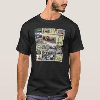 Historisk skjorta för Motorsport T Tee Shirts