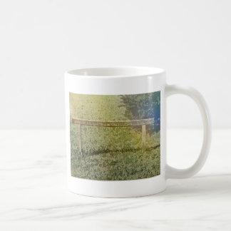 Hitchingen postar kaffemugg