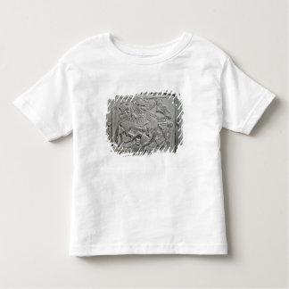 Hjälmfragment, från den Sutton Hoo skatten Tee Shirts