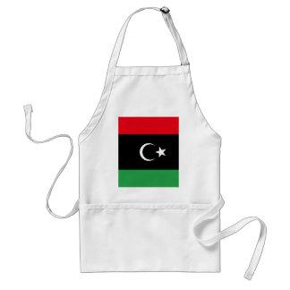 Hjälp Libyen Förkläde