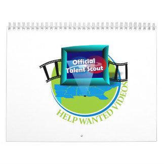 hjälp önskade video Kopie Kalender