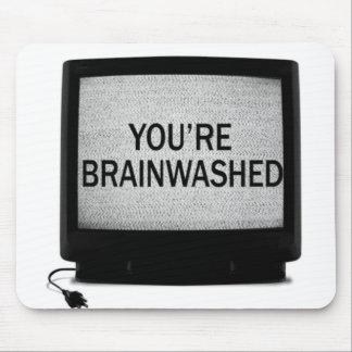 hjärna och musmouspaden musmatta