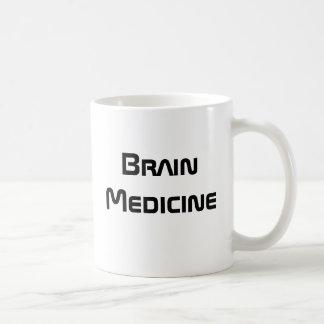 Hjärnmedicin - rolig kaffemugg