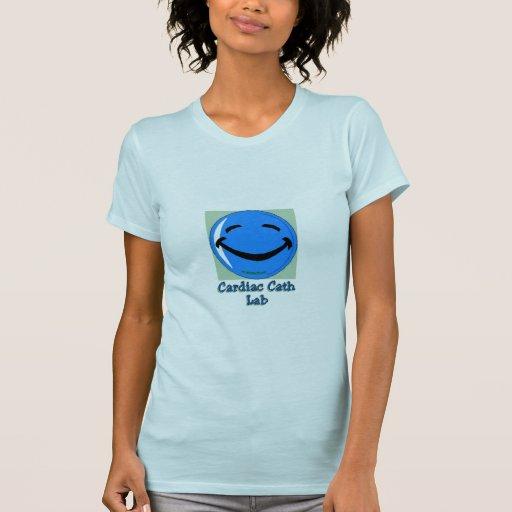 Hjärt- Cath-labb för HF Tee Shirts