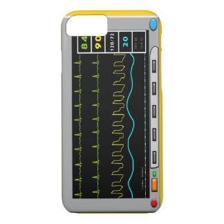 Hjärt- övervaka iPhone- och elektronikfodral