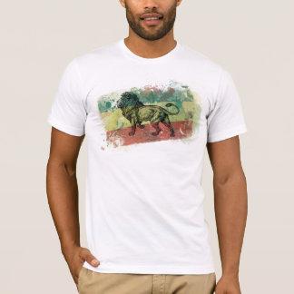 Hjärta av ett lejont t-shirt